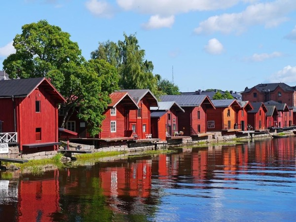 Discover Helsinki and Porvoo 6-hours tour