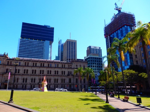 Brisbane City Sights Walking Tour