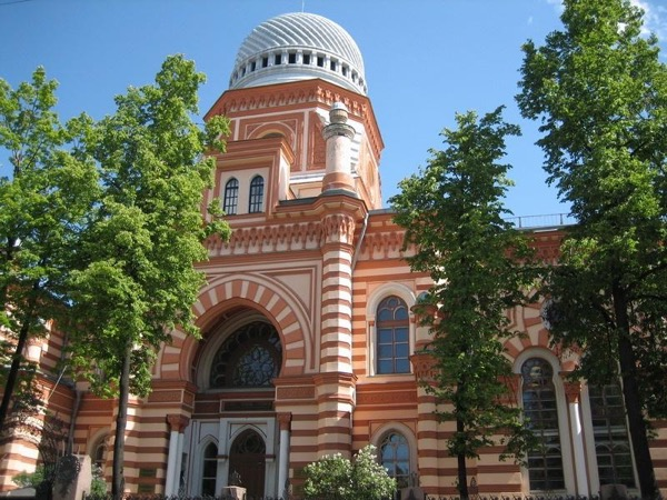 St.Petersburg Jewish Heritage Private Tour