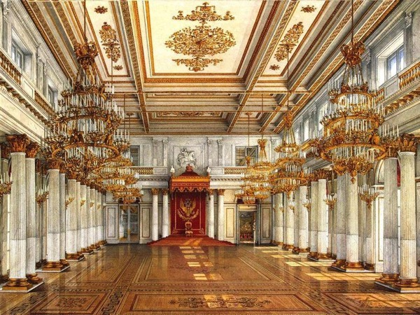 2-day private shore excursion 'The Best of St.Petersburg'
