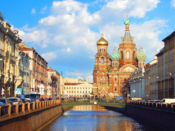 3-day private shore excursion 'St.Petersburg highlights and treasures'