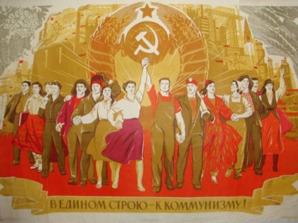 Soviet Union from the beginning to the end