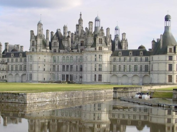 Chambord, Amboise, Chenonceau, the Loire Valley
