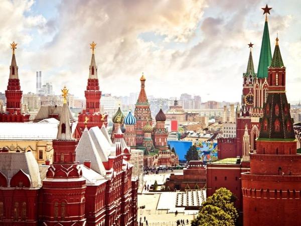 Red Square & Kremlin Tour