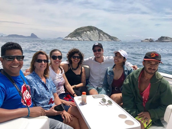 Rio Boat Tour Experience