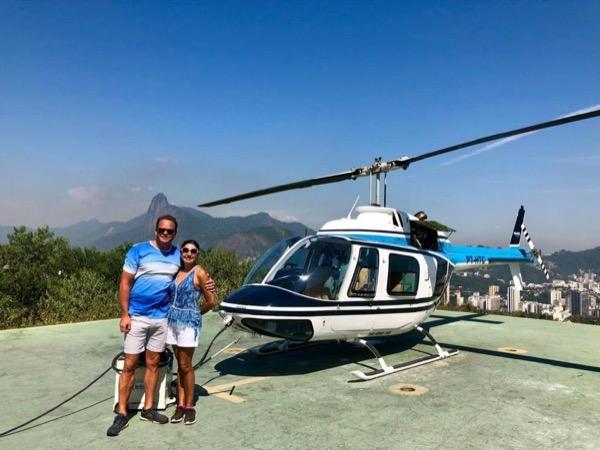 Rio de Janeiro Helicopter Private Tour