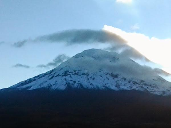 6 Days tour to Banos, Cuenca, Devil Nose and Volcanoes