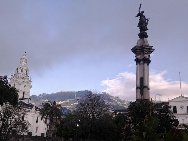 Quito 3 Hours Private City tour