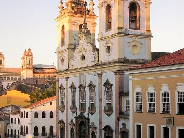 Private Walking Tour Salvador