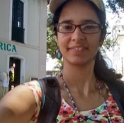 Private tour guide Clara Manuela