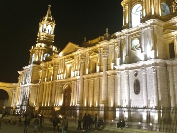 Arequipa walking Tour UNESCO Heritage