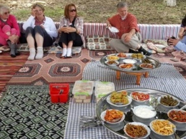 Fethiye Countryside life and Local Food Tasting in Pınara