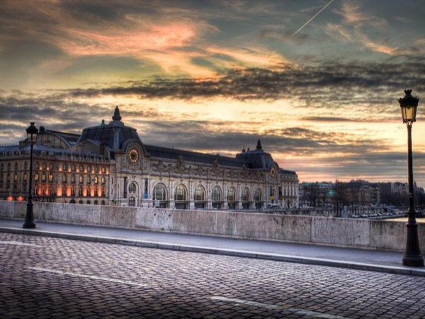 Paris City Tour and Orsay Museum