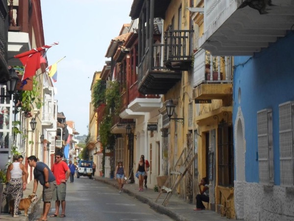 The Real Cartagena Tour