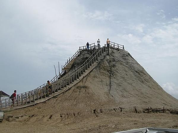Cartagena Mud Volcano Tour
