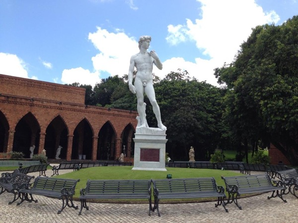 Recife Cultural Private Tour with Ricardo Brennand Institute