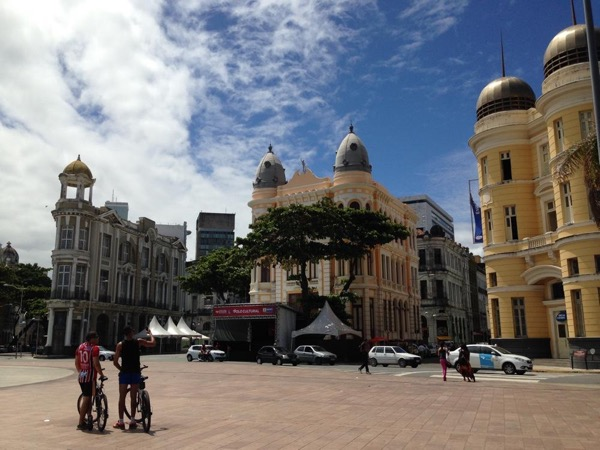 Old Recife Private Walking Tour