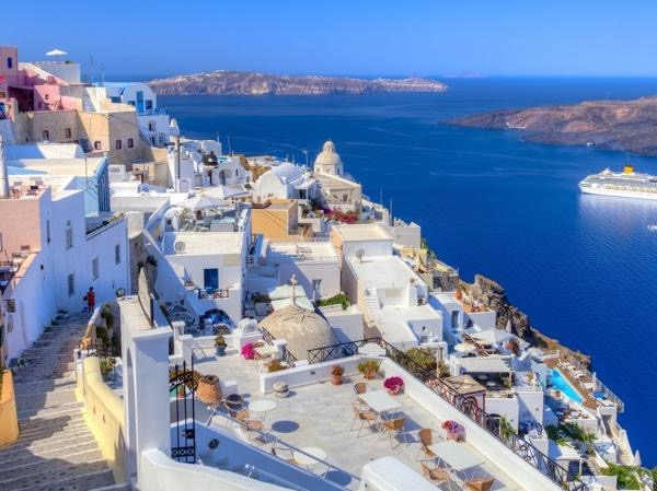 Infinite Santorini Private Day Tour