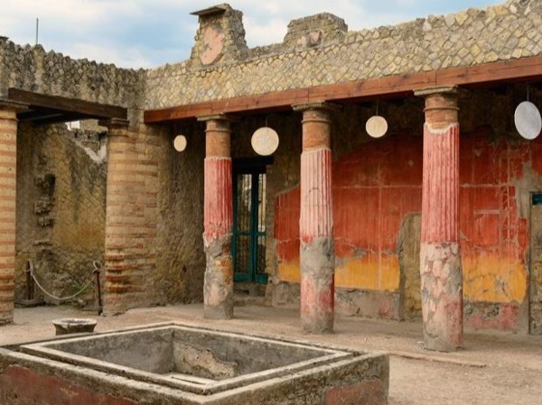 The Ancient Herculaneum