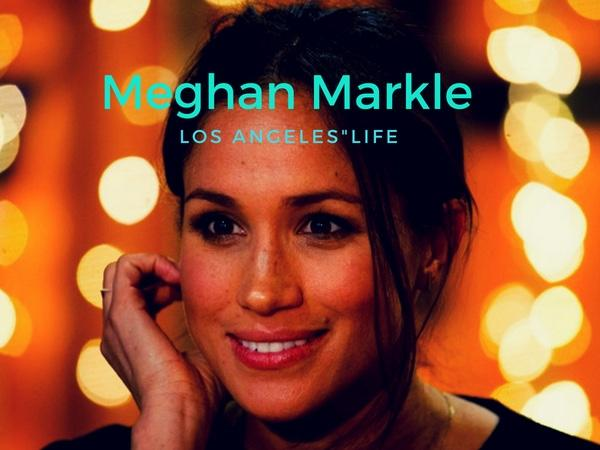 Meghan Markle's Los Angeles Life Private Tour