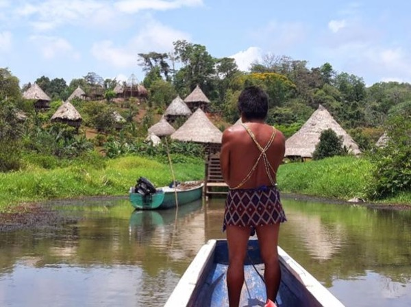 The Embera: A Historical legacy of Panama's Indians Civilization