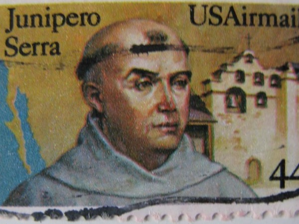 Father Serra, founder of California, Country and Rafa Nadal Museum