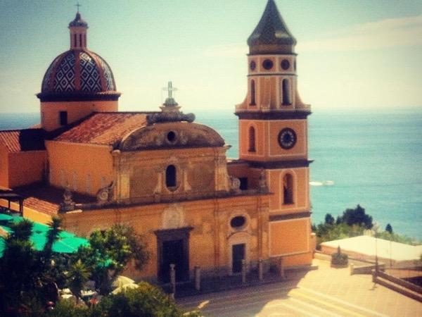 Sorrento and Amalfi coast with private trasportation