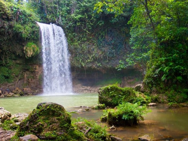 Monte Plata Waterfalls Private Tour