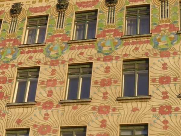 3 hours - Art Nouveau and Gustav Klimt private tour