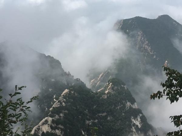 One Day Xian Private Mt. Huashan Hiking Tour