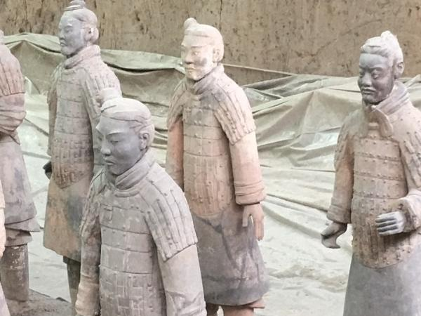 One Day Xian Private Terracotta Warriors Tour