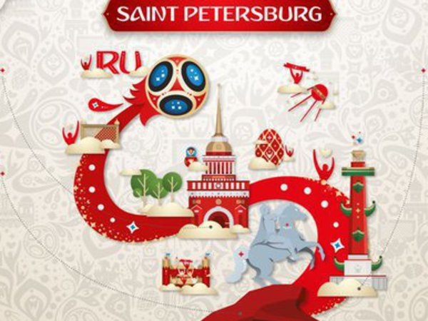FIFA World Cup Saint Petersburg