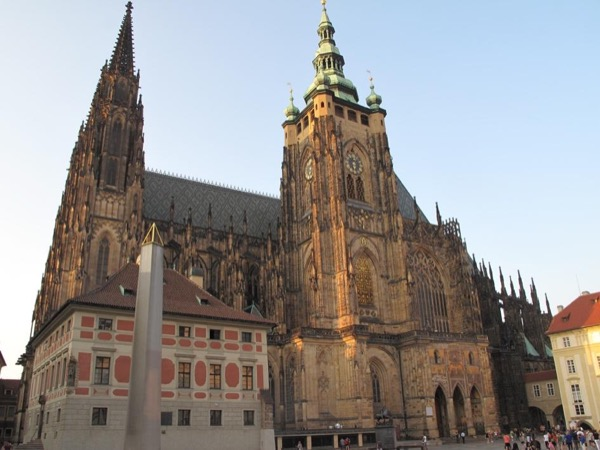 Prague Castle private tour