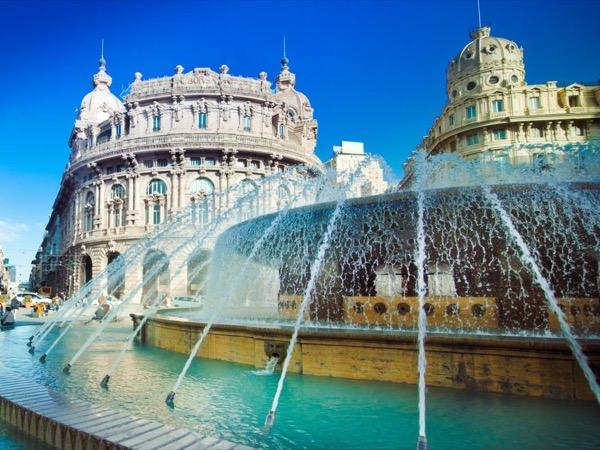 Live Genoa as a local: your private walking tour