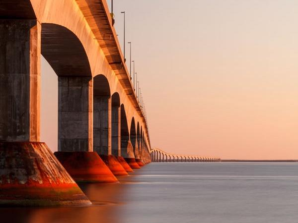 Panoramic Island Drive & Confederation Bridge Private Tour