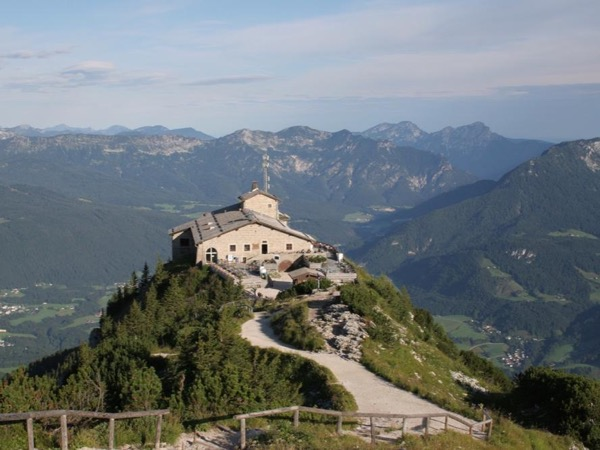 Full Day Bavarian Alps and Eagles Nest Tour