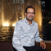 Private tour guide Khaled Shareef