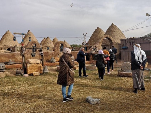 Harran, Bazda Cave, Han El Barur Carvanserai, City of Prophet Jethro(Suayip) and Sogmatar Private Tour