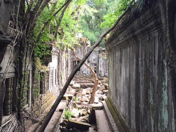 Beng Mealea temple-Private day tour