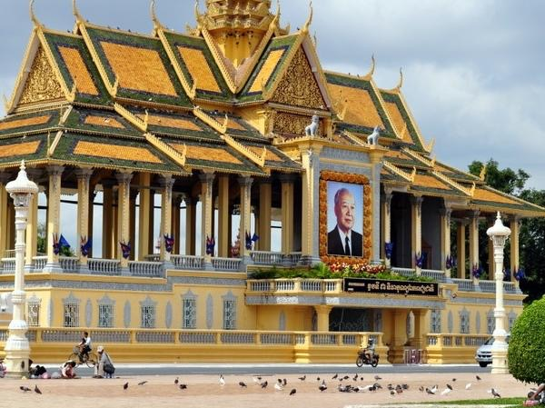 4-day Siem Reap Angkor And Capital City Of Phnom Penh Tour