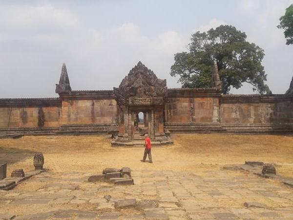 Preah Vihear temple private tour