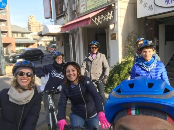 Hiroshima City Cycling