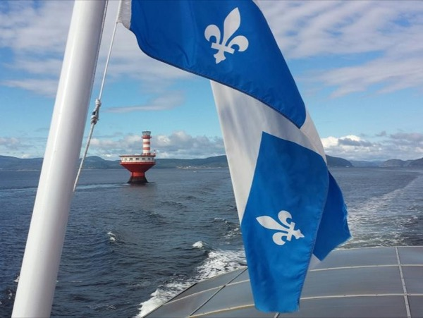 Private five days trip in the Quebec Province