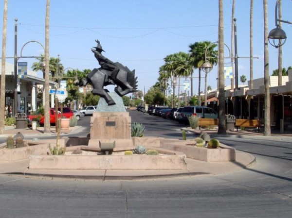 Scottsdale Sightseeing and Shopping Private Tour