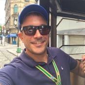 Private tour guide Diogo