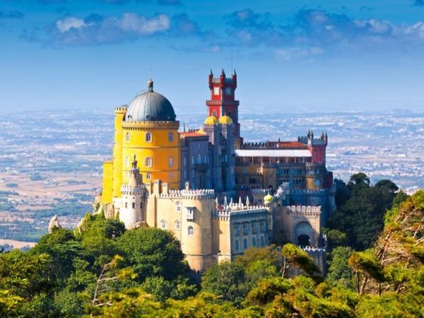 Sintra Cascais & Estoril Coast Private Tour