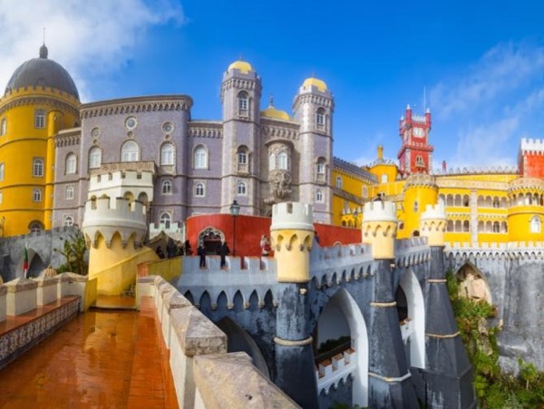 Lisbon Belém & Sintra: Pena Palace Private Tour