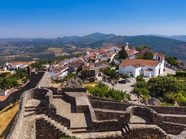5 Days Évora Marvão Tomar Fátima & Sintra Private Tour