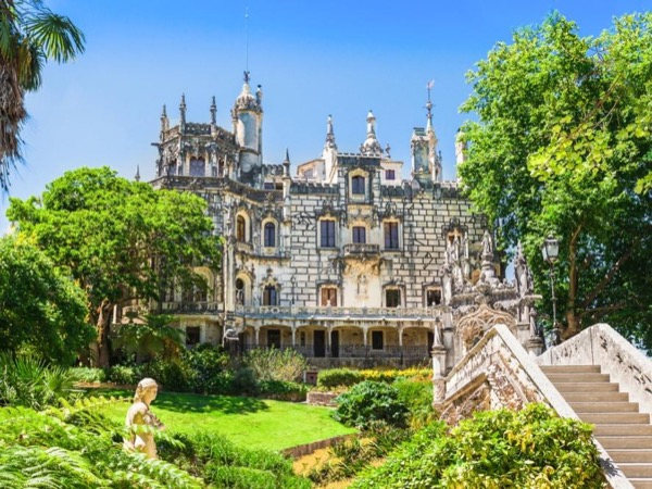 Full Day Sintra Highlights Private Tour