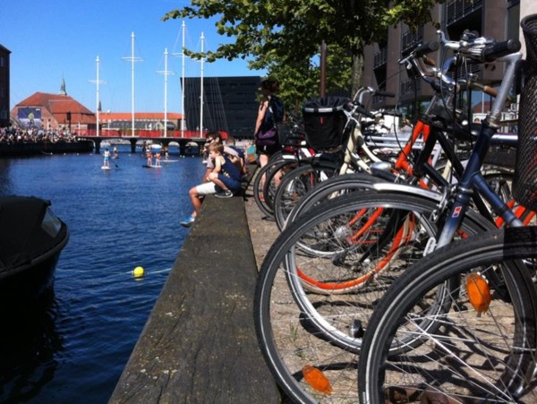 Travellers save the world, -Sustainable Copenhagen
